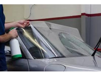 Películas de Proteção e Controle Solar - Para-brisas ClearPlex