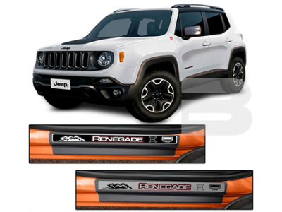 Soleira Jeep Renegade
